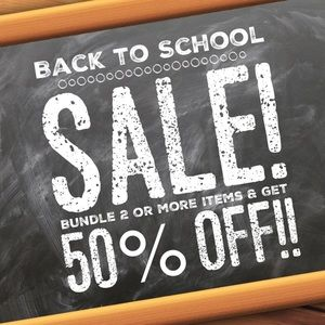 Dresses & Skirts - 50% Off Back to school sale!!! Bundle 2 or more